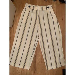 NWOT Zara Wide Leg Culottes 👖🔥